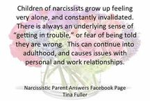 Narcissistic Parents
