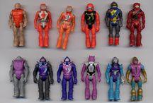 80's Geek Toy Tattoo Ideas
