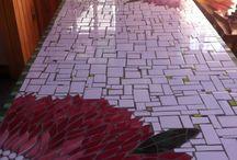 tafel mozaic