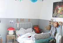Clever kids rooms/ideas / by Rosanne Loffeld