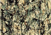 Jackson Pollock-ish / by Kate Burgess-Mac Intosh