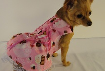 End Dog Nudity! / Who says dogs can't wear clothes? Some of them love it! And lots get cold in the winter.