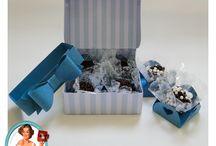 Caixinhas para doces