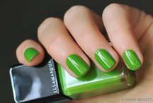Illamasqua  / Nail polish swatch