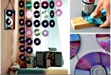 Диски, кассеты и пластинки