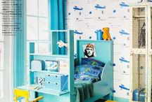 Kids Rooms / by Courtney Nelson
