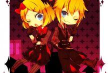Rin e Len