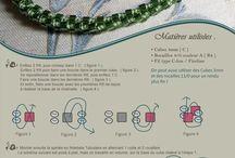 perlas tejidas