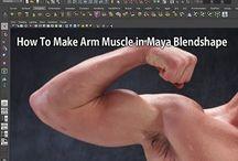 Maya_modeling