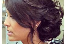 Hair / Hair for my lovely brides and bridesmaids / by Emily Niehaus Vogelpohl