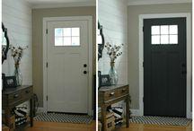 Painting Schemes: Doors & Trim