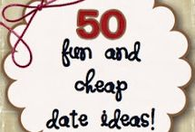 Fun things to do on a date / by Julie Buzick
