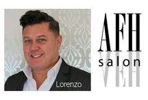 Stylist - Lorenzo Sumera / Lorenzo's journey has brought him to AFH Salon – where he is excited to join an education-focused group of stylists and provide fabulous, custom services to old and new clients alike.