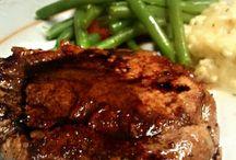 Steak Rub / Reduction Sauce