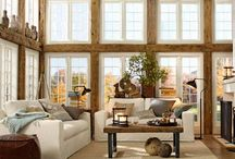 Home Designs - dream home living rooms