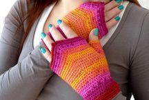 Fingerless Gloves, mittens