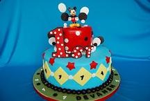 Mickey&Co Cakes