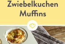 Zwiebel Muffin