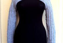 Handmade Sweater - Shrug - Bolero - Poncho - Vest / https://www.etsy.com/shop/GrahamsBazaar