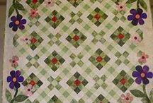 Quilts 9 parches y cuadritos