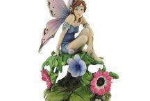 Figurines Fées et Elfes / Images et photos sur les figurines fée et elfe que propose la boutique féerique en ligne : www.fed-corp.com