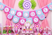 Candyland Bridal Shower / by Melissa Barbera Cicchetti