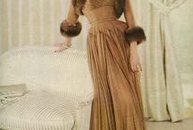 Sewing Vintage 50s-60s