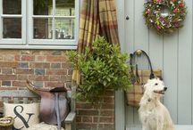 Front Door/house exterior