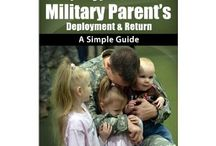 Books for Military Families / Books for spouses, girlfriends, boyfriends, parents, and grandparents who love someone in the military.