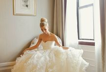 Wedding Dresses / by Kristy Galler