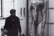 Georg Baselitz / Neo-Expressionist