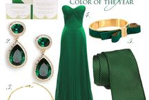 Emerald and Greens