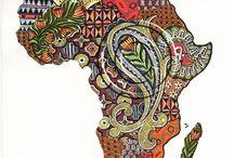 African tattoo ideas