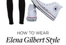 dress like Elana