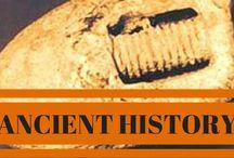 Ancient History Anomalies