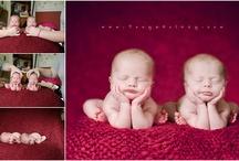 Newborn  Posing Safety / by Crystal Samson