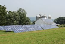 Commercial Solar Energy / Solar energy products used to power businesses