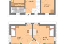 Grundrisse 2017 / Grundrisse unser Kataloghäuser  #Grundrisse #Bungalow #1,5geschossig #einfamilienhaus #zweifamilienhaus #ausbauhaus #schlüsselfertig #Massivhaus #Steinmassivhaus #hausbau #eigenheim #spektralhaus #traumhaus #ingutenwänden