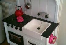 speelkeuken maken