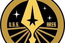 Patches / Axanar Patches