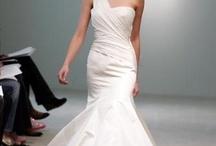sexy wedding dresses / by Dora Cox