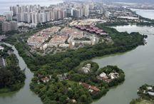Aerial views: brasilain cities / this panel will show many aerial views taken by researchers of the QUAPASEL Group - Faculdade de Arquitetura e Urbanismo da Universidade de São Paulo between 2004 and 2014.