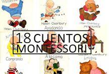 para mis niños.Montessori