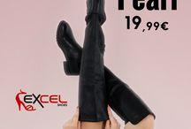 Μπότες Over the Knee    19,99€