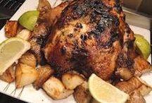 Garlic Ginger Chicken [ Medium ]