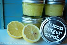 For the body / Body scrub