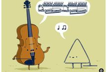 Music Jokes / Sometimes you just need a laugh!