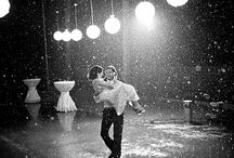 Rainy Wedding / Most brides have a terrible fear of rain on their wedding day. It is believed to be a sign of blessing if it rains on you wedding day. Have a look at some rainy wedding pics.