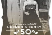 65Th Anniversary Party Ideas