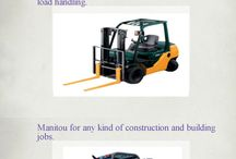Type of Forklift Hire Services